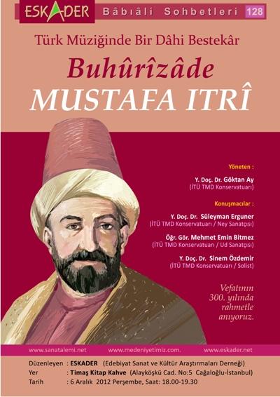 Türk müziğinde bir dâhi bestekâr