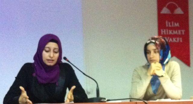 Kayseri'de iki Müslüman önder anlatıldı