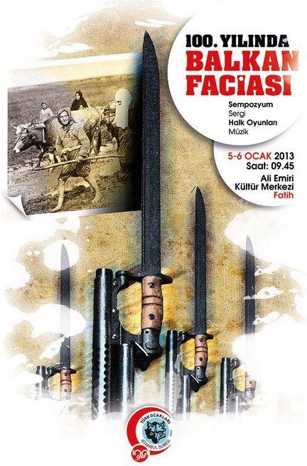 Balkan Faciası 100. yılında anılıyor