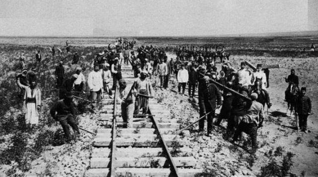 Haydi İstanbul'dan Mekke'ye trenle gidelim
