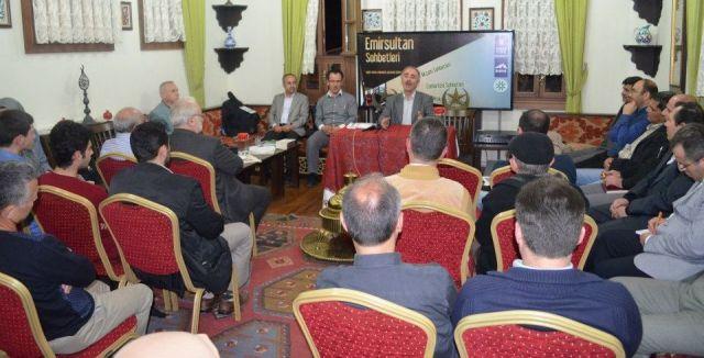 Sezai Karakoç'ta dört temel kavramı anlattı