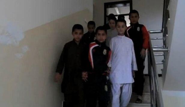Kabil'de kardeşlik yetimhanesi (Video Haber)