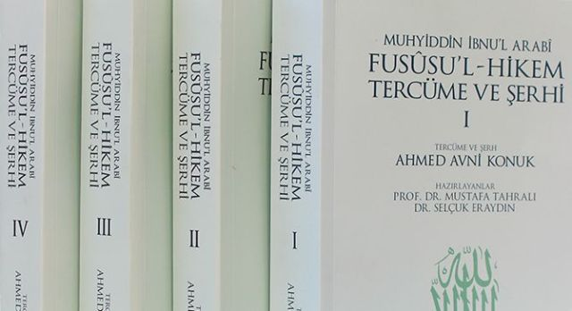 Füsus'ül Hikem okutmak icazetle mümkündü