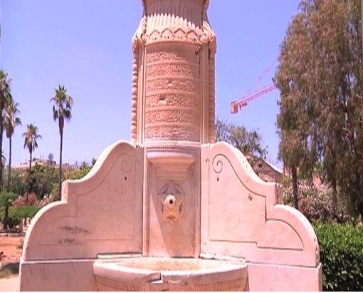 Lübnan'da öksüz Osmanlı çeşmesi (Video Haber)