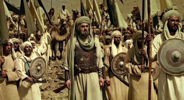 Arapların en büyük TV prodüksiyonu yayında