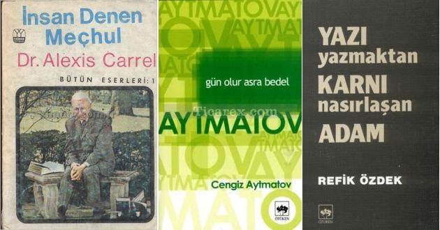 Aytmatov'u Refik Özdek çevirileriyle sevdik