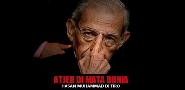 Hasan di Tiro, özgürlük hareketlerine ilham oldu