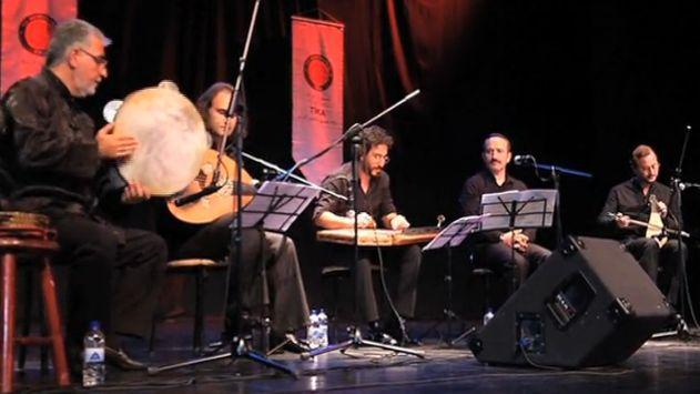 Kudüs'te Türk müziği gecesi (Video Haber)