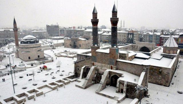 Rol Modelleriyle Şehirlerin Ruhu: Sivas
