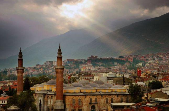 Bursa'da zaman hiç geçmesin istersin