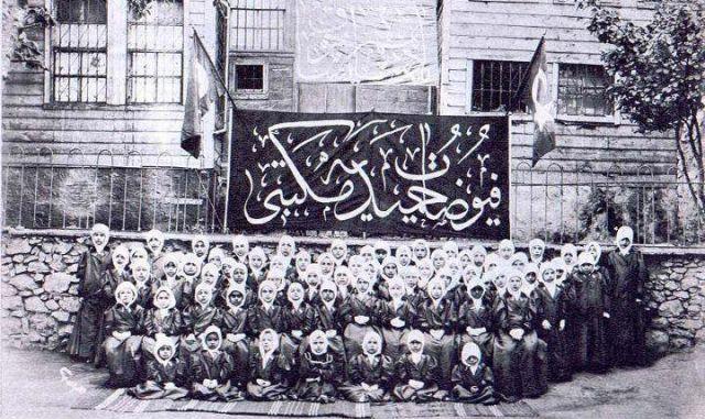 Osmanlı dönemi çocuklarını incelemiş
