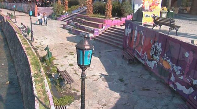 Kosovalı sanatçılar Prizren'de işbaşında (Video Haber)