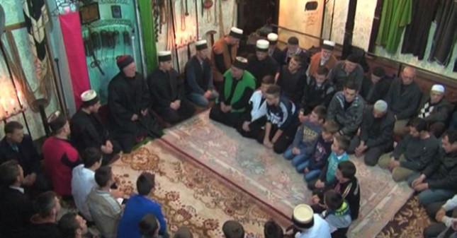 Prizren, Muharrem'le cem oldu (Video Haber)