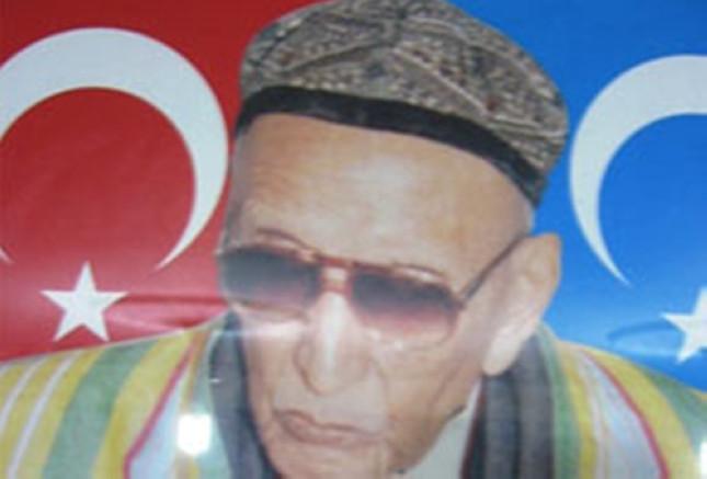 Doğu Türkistan davasının yılmaz neferi idi