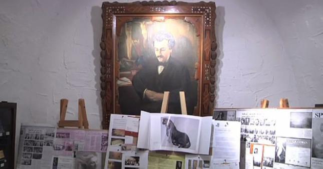 Halil Cibran şarkısını hep söyledi (video)