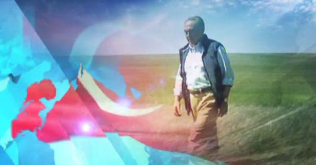 TİKA'dan Nazarbayev belgeseli (video)