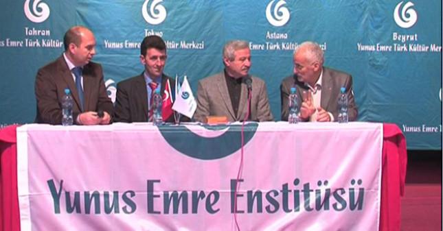 Kosovalılar Mehmet Akif'i andı (video)