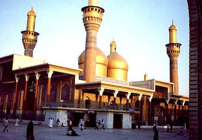 Her ilmin sahibi ve sahib-i ictihad idi