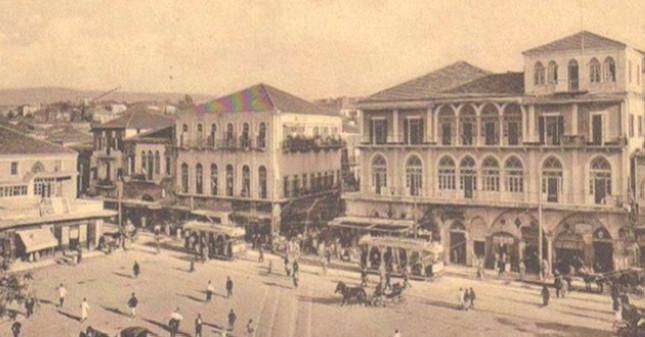 Lübnan'ın Osmanlı'ya isyan ettiği meydan