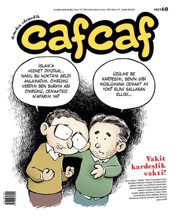 Cafcaf'tan cemaatlere çağrı