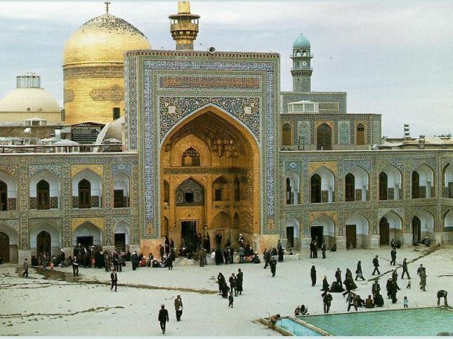 'Allah bana kafidir' dermiş Hz. İmam Ali Rızâ