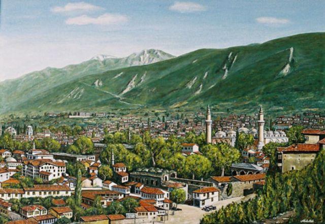 Buhara - Bursa - Bosna'nın tam ortasındayım