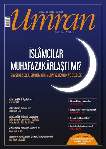 Umran dergisinin yeni sayısı çıktı
