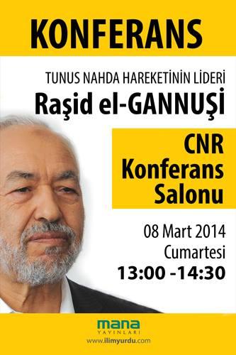 Raşid el-Gannuşi CNR'de
