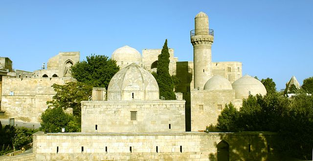 Bu saray Murad Kapısı'yla dikkat çekiyor