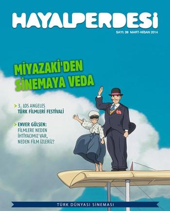 Hayal Perdesi'nde Miyazaki var