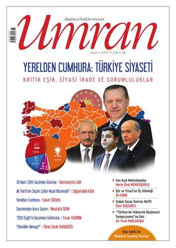 Umran dergisi Nisan sayısı çıktı