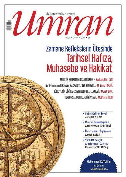 Umran'ın Mayıs sayısı çıktı