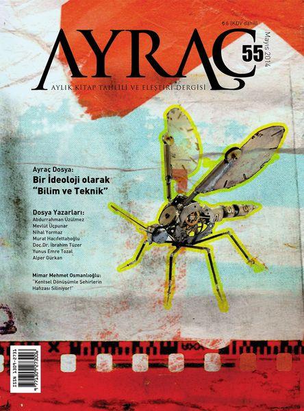 Ayraç dergisinin 55. sayısı çıktı
