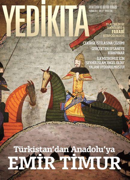 Yedikıta'dan Emir Timur dosyası
