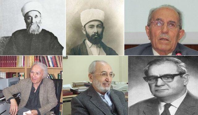 Geçmişten günümüze ilahiyatçılar tanıtılıyor