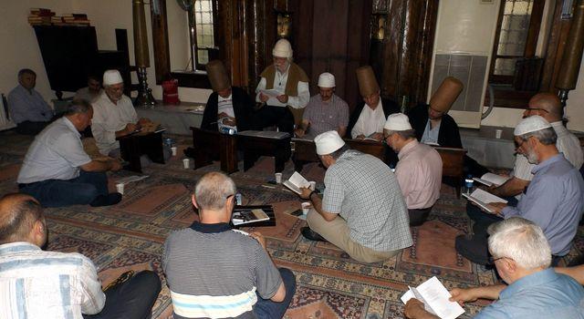 Bursa'da miraciyye geleneği yaşatılıyor