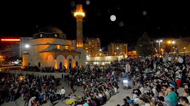 Sivas'ta yaz Ramazanları bir başka güzel