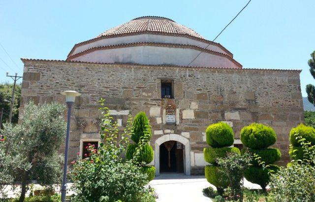 Aydın'da yol üstünde bir ferahlık mekanı