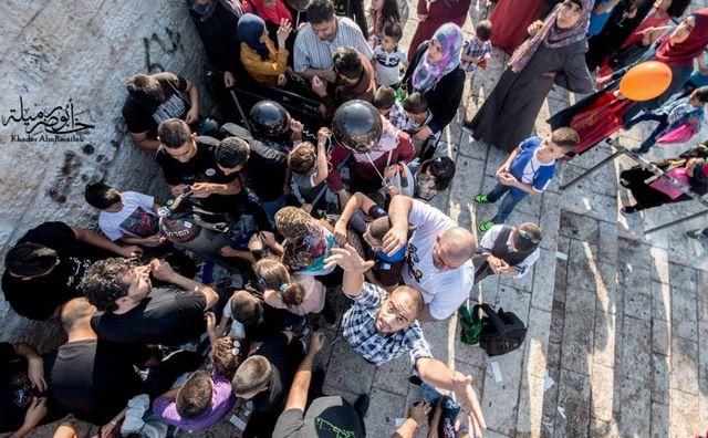Kudüs bir bayramı daha buruk geçirdi