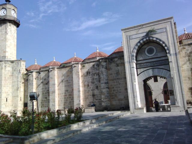 Türkiye'nin en az camisi olan kenti...