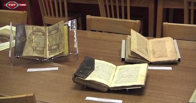 Beyrut'ta 1 milyon kitaplık kütüphane (video)