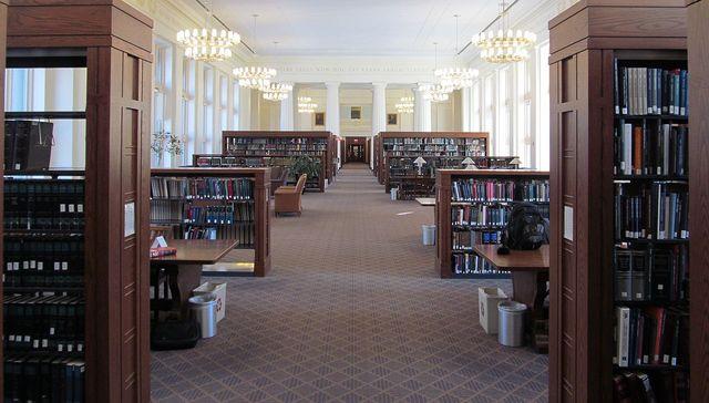 Üniversite kütüphaneleri canlandırılmalı