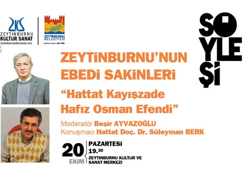 Süleyman Berk Zeytinburnu'nda