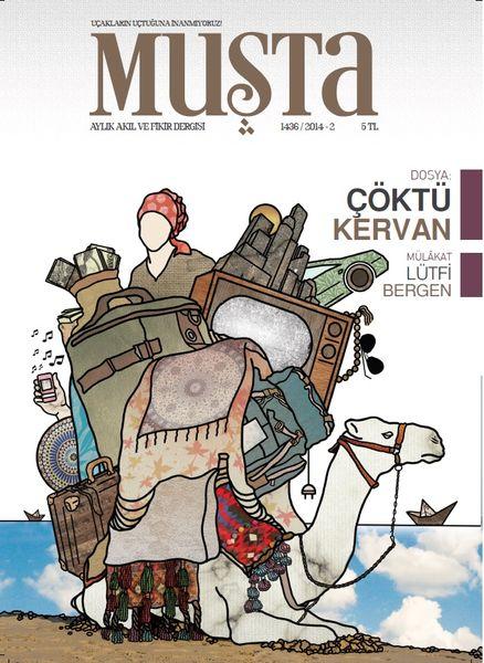 Muşta'da Lütfi Bergen röportajı