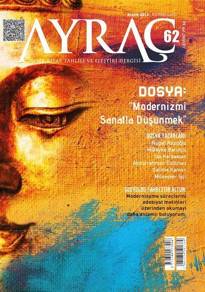 Ayraç dergisinin 62. sayısı çıktı
