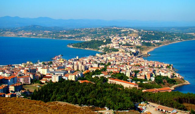 Rol Modelleriyle Şehirlerin Ruhu: Sinop