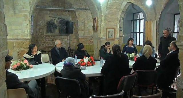 Tunus'ta kültürün kalbi burada atıyor (video)