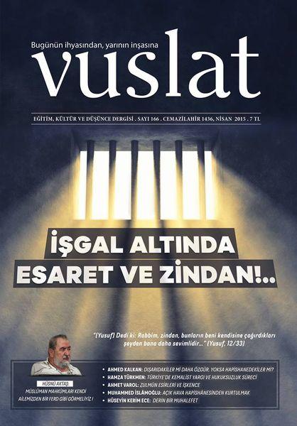 Vuslat'ın yeni sayısı çıktı
