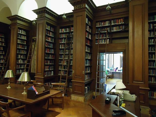 Kütüphaneler üzerine yeniden düşünülmesi gerek