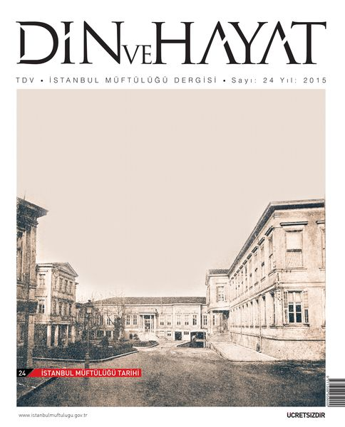 İstanbul Müftülüğü'nün tarihi Din ve Hayat'ta